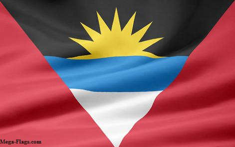 Antigua and Barbuda's Flag