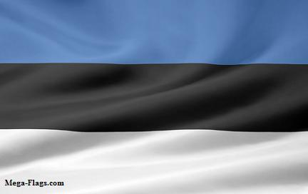 Estonian Flag, Flag of Estonia
