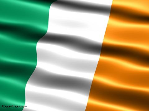 Irish Flag, Flag of Ireland