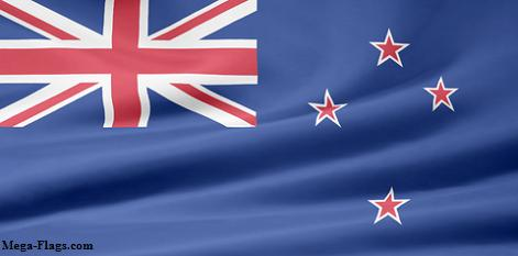 NewZealand Flag, Flag of New Zealand