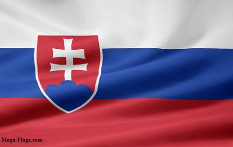 Flag of Slovakia picture