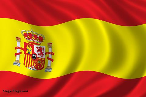 Flag of Spain, Spanish Flag, Spaniard Flag